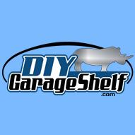 DIYGarageShelf.com  - www.diygarageshelf.com