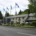 Betws-y-Coed, Best Western Waterloo Hotel