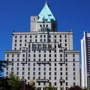 Vancouver, Fairmont Hotel
