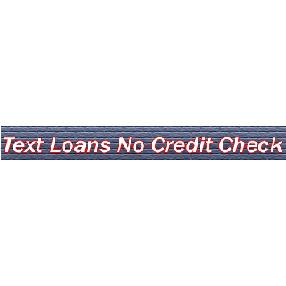 Text Loans No Credit Check - www.textloansnocreditcheck.co.uk