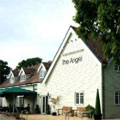 The Angel Privett, Hampshire