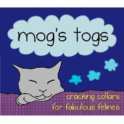 Mog's Togs - www.mogstogscatcollars.com