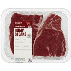 Tesco Rump Steak
