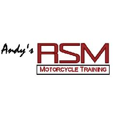 Andy's RSM Motorcycle Training - www.andysrsm.co.uk