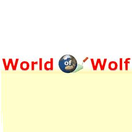 World of Wolf - www.worldofwolf.co.uk