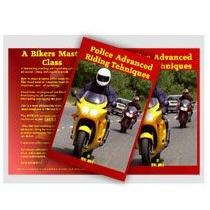 Police Advanced Motorcycling Riding Techniques DVD
