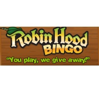 Robin Hood Bingo - www.robinhoodbingo.com