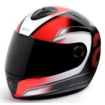 Streetz Full Face Helmet