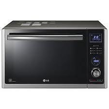 LG MJ3281BCS Combi Microwave Oven