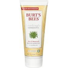 Burt's Bees Aloe and Buttermilk Body Lotion