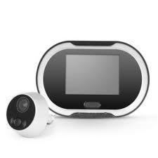 3.5 inch TFT LCD Screen Digital Door Viewer with Doorbell