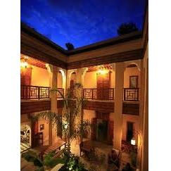 Marrakech, Al Ksar Riad & Spa Hotel