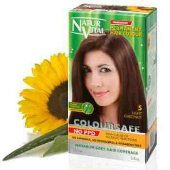 Natur Vital Colour Safe Hair Dye