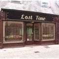 Lost Time Custom Tattoo - Peterborough