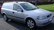 Vauxhall Astra Van 2.0 TDi Sportive