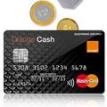Orange Cash Prepaid MasterCard