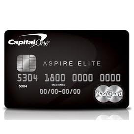 Capital One Aspire Elite
