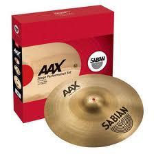 Sabian AAX Stage Performance Pack