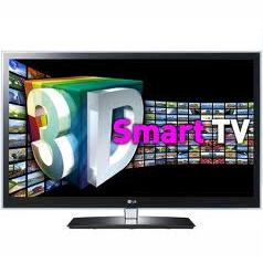 "LG 55LW650T Full HD 55"" LED 3D TV"