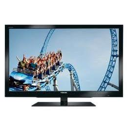 "Toshiba Regza 47VL863B 47"" Full HD LED 3D TV + Passive Cinema 3D Glasses"