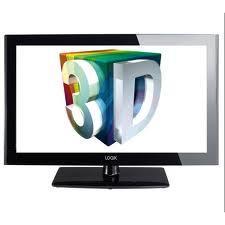 """Logik L473ED11 Full HD 47"""" LED 3D TV"""