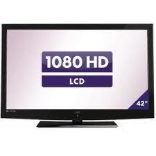 """JVC LT-42TG30J 42"""" LCD TV"""