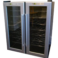 Dihl WCS48 Bottle Dual Zone Wine Cooler