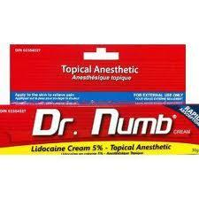 Dr. Numb Topical Anesthetic