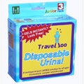 Travelloo Disposable Urinal www.travelloo.co.uk