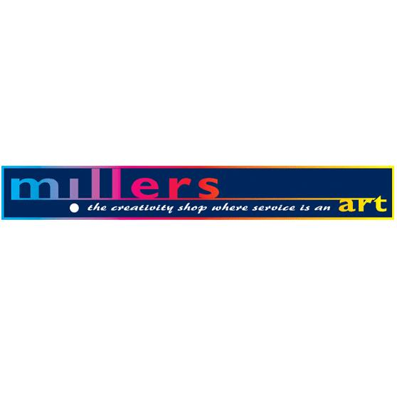 Millers Art Shop - www.millers-art.co.uk