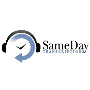 Same Day Transcriptions - www.samedaytranscriptions.com