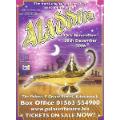 Aladdin, Palace Theatre, Kilmarnock