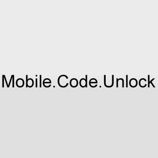 Mobile.Code.Unlock - www.mobile-code-unlock.com
