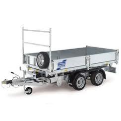 Ifor Williams TT3017 Tipping Trailer