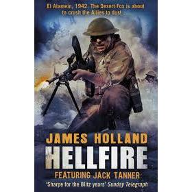James Holland, Hellfire.jpg