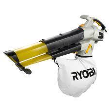 Ryobi RBV3000VP Electric Vacuum Leaf Blower