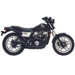 Honda Ascot VT 500FT