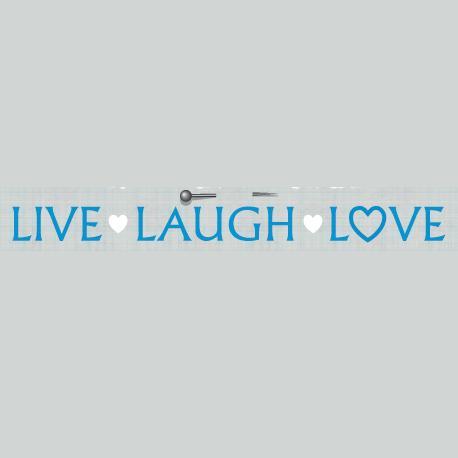 Live Laugh Love - www.livelaughlove.co.uk