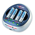 Ansmann DigiSpeed 4 Fast Charger