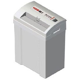 HSM 80 (Cross-Cut) Shredder