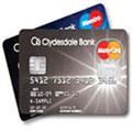 Clydesdale Bank Debit Card