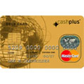 Post Office Cashplus Gold Card