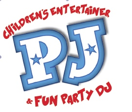 PJ - Children's SuperStar & Fun Party DJ - www.pjtheshowman.co.uk