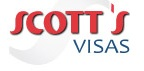 Scott's Visas - www.scottsvisas.co.uk