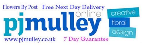 PJ Mulley Creative Floral Design - www.pjmulley.co.uk
