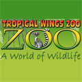 Tropical Wings Zoo www.tropicalwings.co.uk