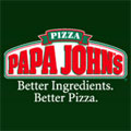 Papa Johns www.papajohns.co.uk