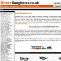 Direct Sunglasses - www.directsunglasses.co.uk