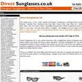 Direct Sunglasses - www.directsunglasses.co.uk