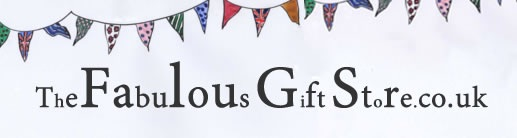 The Fabulous Gift Store - www.thefabulousgiftstore.co.uk